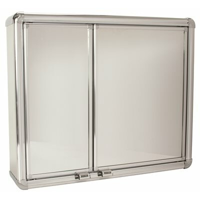 21.25 x 17.25 Surface Mount Medicine Cabinet