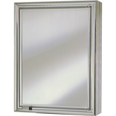 13.25 x 17.33 Surface Mount Medicine Cabinet