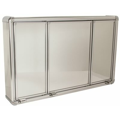 28.25 x 17.25 Surface Mount Medicine Cabinet