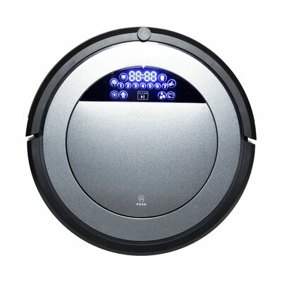 Robotic Vacuum with Anti-Allergy UV and HEPA Filter Hovo 700