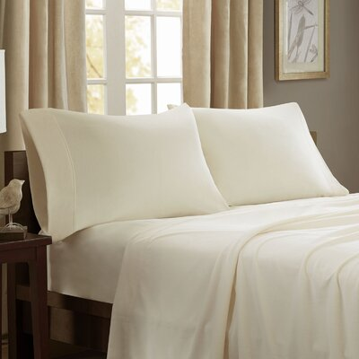 Etheridge 227 Thread Count Sheet Set Size: Queen, Color: Ivory