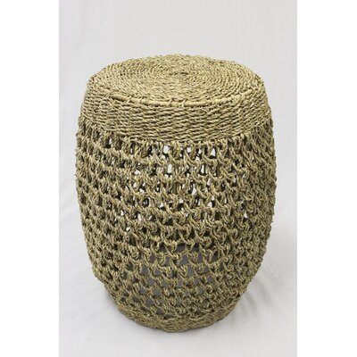 Seagrass Stool Finish: Natural