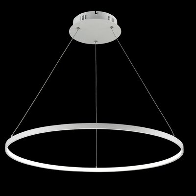 Rosedale 1-Light Geometric Pendant