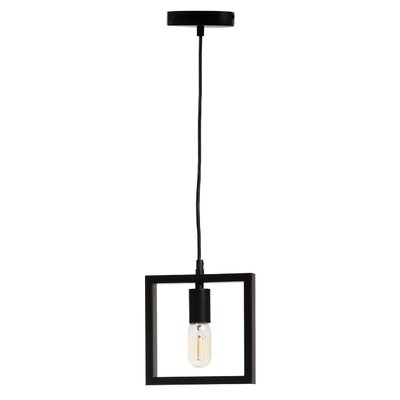Square 1-Light Pendant