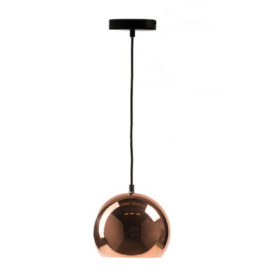 Copeland Sphere 1-Light Globe Pendant