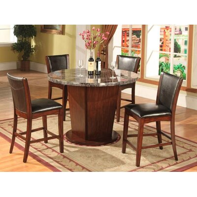 Rintina 5 Piece Counter Height Dining Set