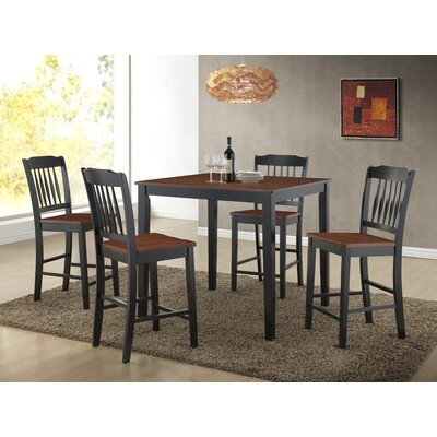 Anja 5 Piece Dining Set