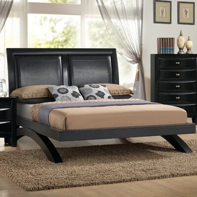 Blemerey Upholstered Platform Bed Size: King