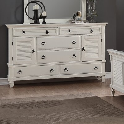 Regitina 6 Drawer Dresser