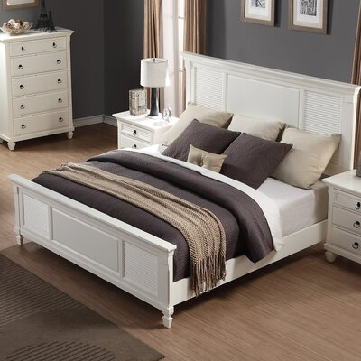 Regitina Platform Bed Size: King