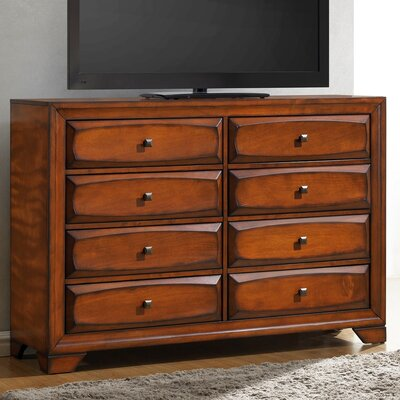 Oakland 8 Drawer Dresser
