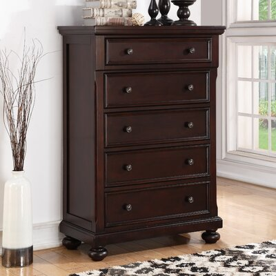 Brishland 5 Drawer Chest