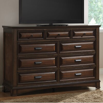 Broval 6 Drawer Dresser