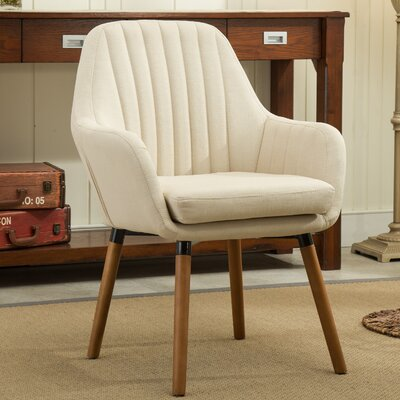 Tuchico  Arm Chair Upholstery: Tan