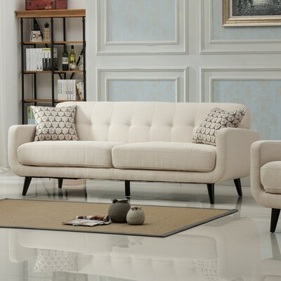 Modibella Sofa Upholstery: Tan