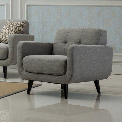 Modibella Armchair Upholstery: Gray