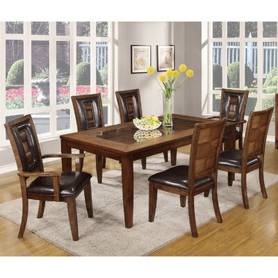 Calais 7 Piece Dining Set