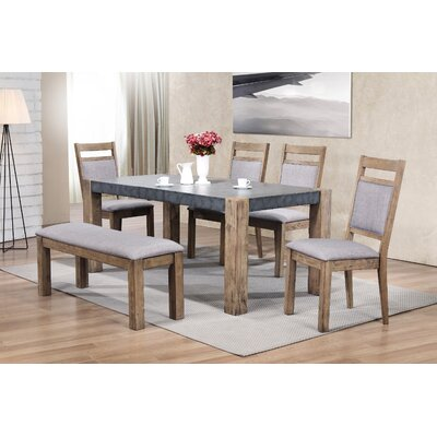 Costabella 6 Piece Dining Set