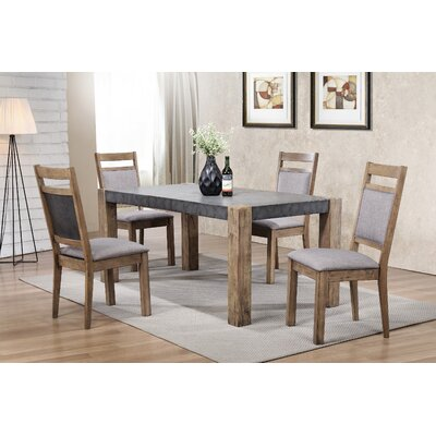 Costabella Solid Wood Side Chair