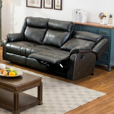 LRH0183BK Roundhill Furniture Sofas