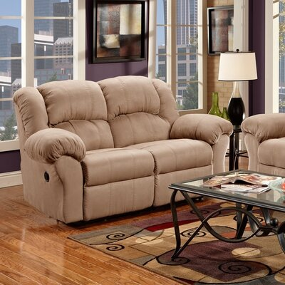 Roundhill Furniture LAF1002SC Aruba Dual Reclining Loveseat Upholstery