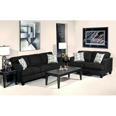 Soprano Sofa and Loveseat Set