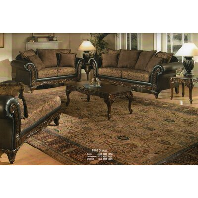 San Marino Living Room Collection