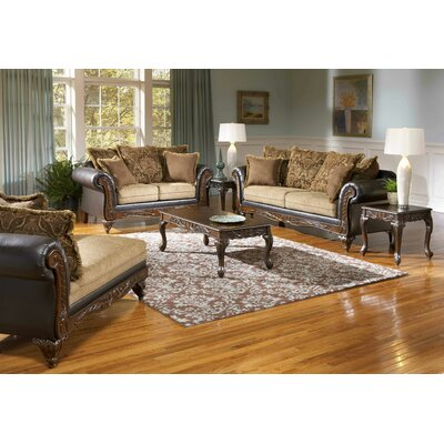 San Antonio Sofa and Loveseat Set