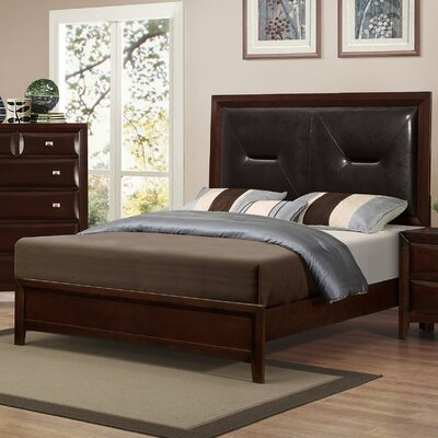 Mateo Panel Bed Size: King