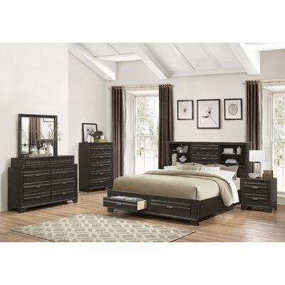 Loiret Platform Configurable Bedroom Set