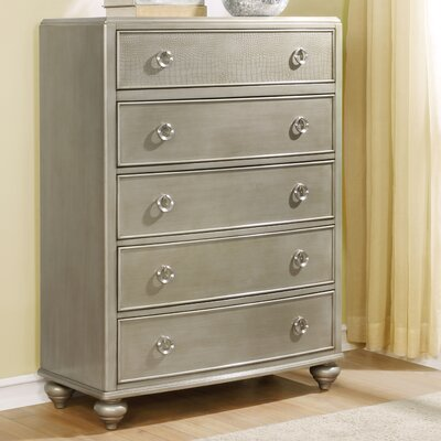 Aiden 5 Drawer Standard Chest