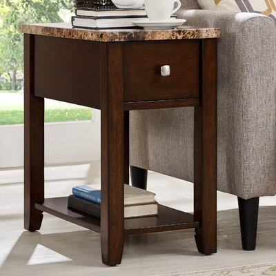 End Table Finish: Espresso