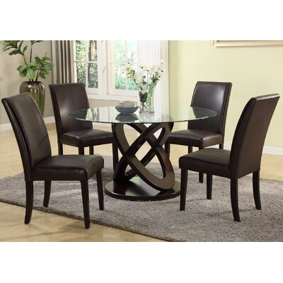 Cicicol 5 Piece Dining Set
