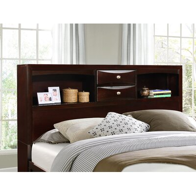 Oreland Platform 6 Piece Bedroom Set Size: King