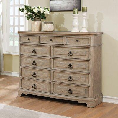 Pennington 11 Drawer Dresser