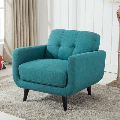 Modibella Armchair Upholstery: Blue
