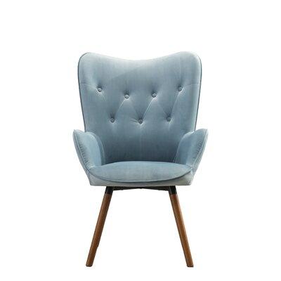 Doarnin Armchair Upholstery: Blue
