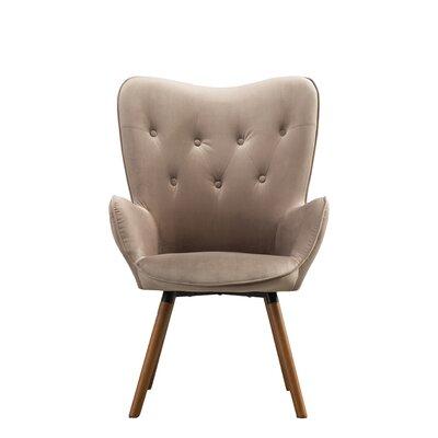 Doarnin Armchair Upholstery: Chocolate