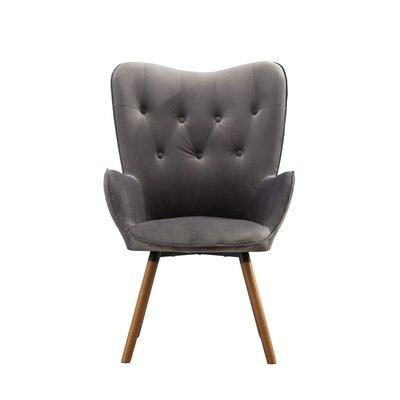 Doarnin Armchair Upholstery: Gray