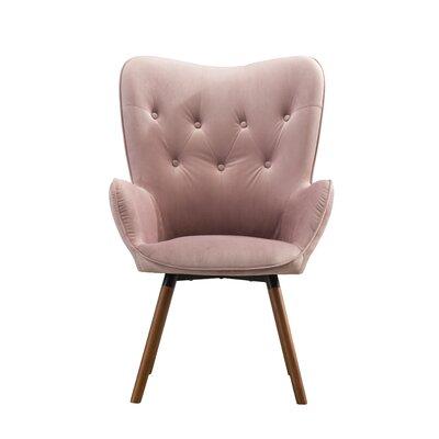 Doarnin Armchair Upholstery: Mauve