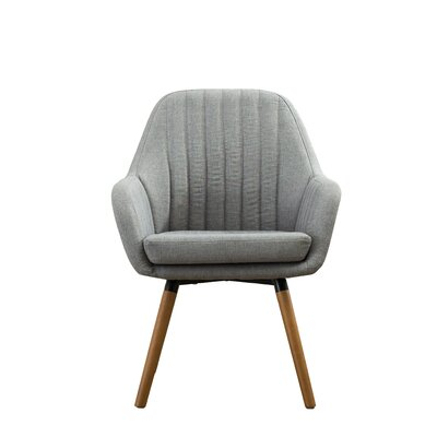 Tuchico  Armchair Upholstery: Gray