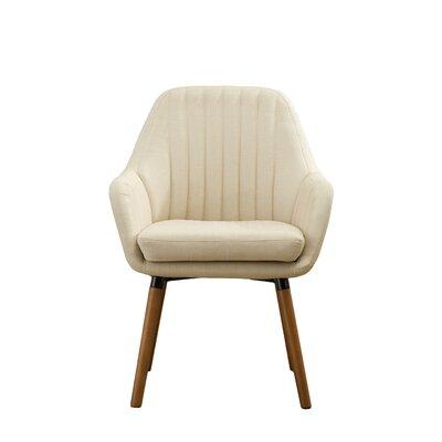 Tuchico  Armchair Upholstery: Tan