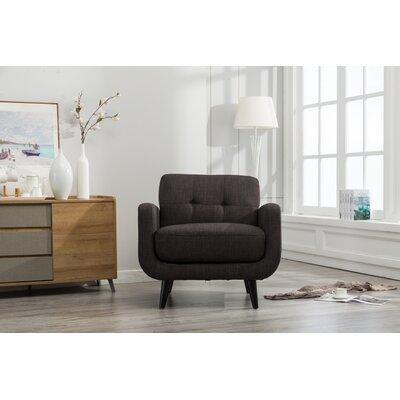 Modibella Armchair Upholstery: Taupe
