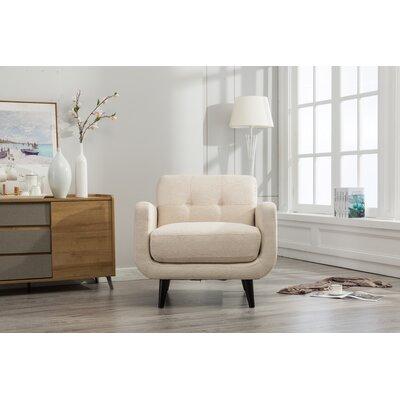 Modibella Armchair Upholstery: Tan