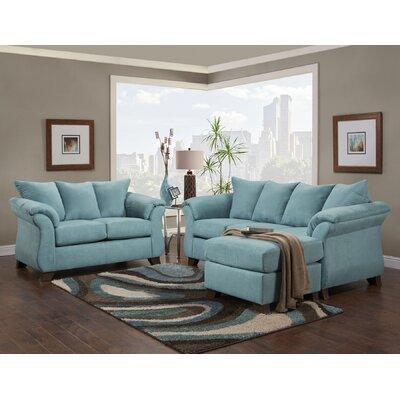 Tack Sensations Capri 2 Piece Living Room Set