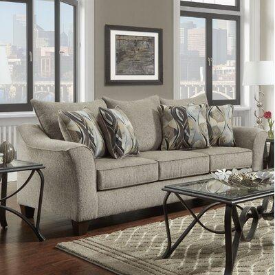 Driskill Sofa Upholstery: Gray