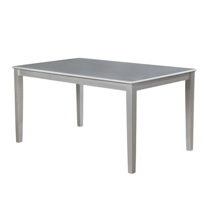 Kitterman Simplicity Dining Table Size: 30 H x 60 W x 40 D