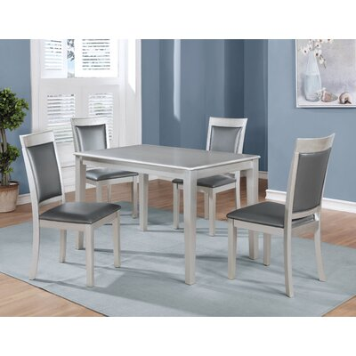 Kitterman 5 Piece Dining Set