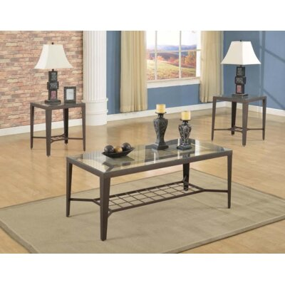 Dalton 12 Piece Coffee Table Set