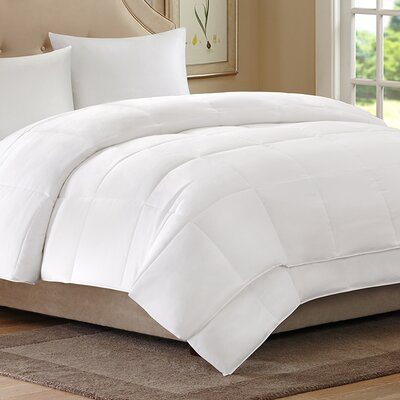 Benton Sleep Philosophy Down Comforter Size: Full / Queen